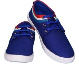 Arrival Canvas Shoes (Blue)