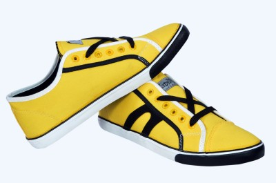 Style Foot Sneakers Canvas Shoes