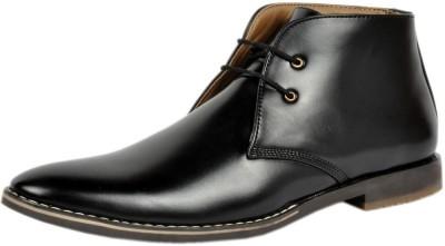 Sutoris Impressive High Plain Party Wear Shoes