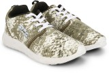Stag Snake Sneakers (Green)