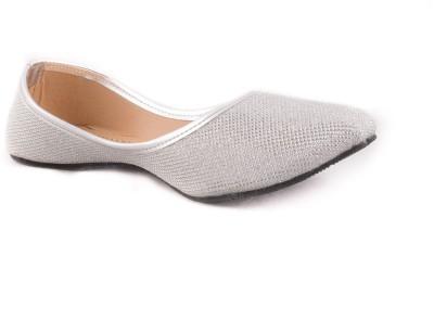 Forever Footwear Shiney Bellies