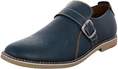 Zohran Blue Casual Shoes