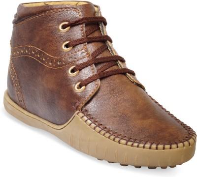 ADYBird Dark Puce Casual Shoes