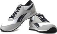 Reebok Classic Proton LP Running Shoes(Grey, Navy, White)