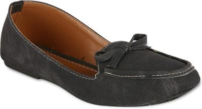 Zachho Hc97-Black Loafers(Black)