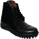 A S SPORTS AS007 Boots (Black)