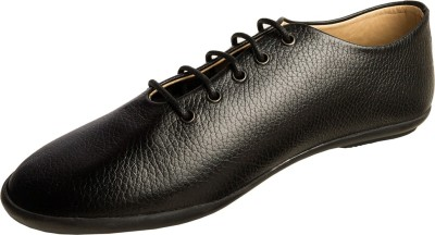 Hidesign Twiggy Black Casual Shoes