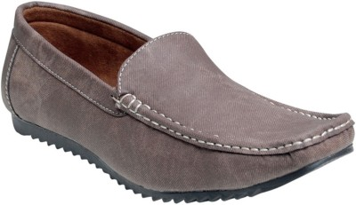 Oora Coffee Loafers