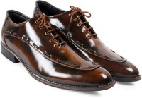Bacca Bucci Lace Up(Brown) best price on Flipkart @ Rs. 1299