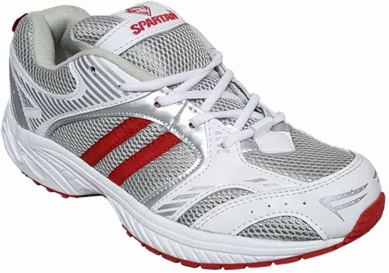 Sports Spartan Trendo Running ShoesWhite