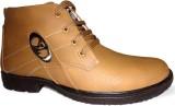 Hinacshi Bwst Boots (Tan)
