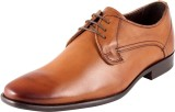 Urban Country Lace Up (Tan)
