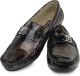 Star Style Loafers (Brown)