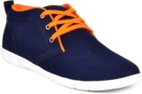 Footlodge Canvas Shoes (Navy)