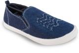 Vogue Stack Loafers (Blue)
