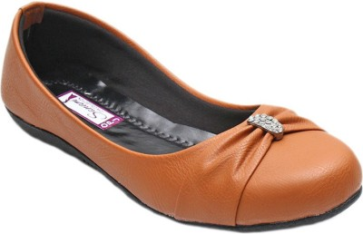 Port ladies brown bellie Casual shoes(Bellies) for women,s