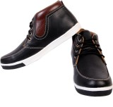 RVY Casual Shoes (Black)