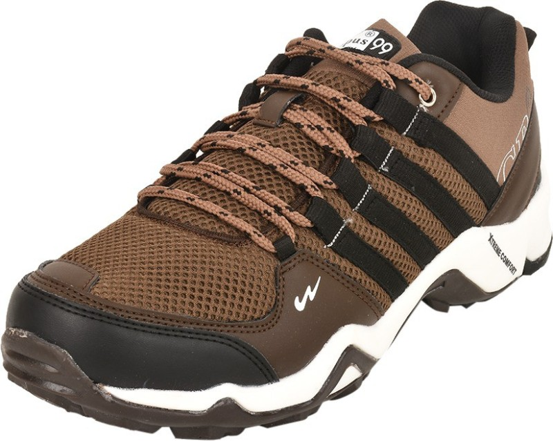 Campus TRIGGEER Running ShoesBrown