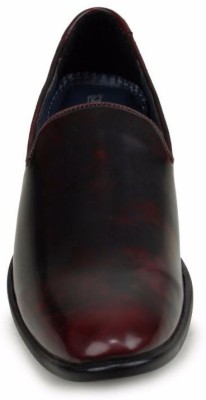 M-Toes M- Toes MT1006 Cherry Men Formal Shoes Slip On