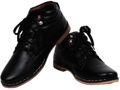 Demkas Black Boots