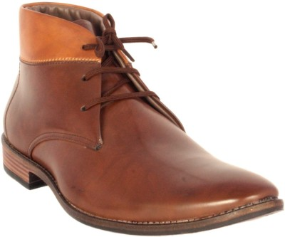 Merashoe Msb8016-Brown Boots
