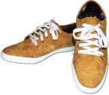 Fashion67 Casual Sneakers (Tan)