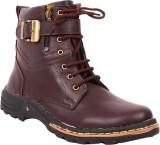 Footfad Boots (Brown)