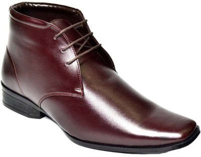 Senso Vegetarian Shoes Ankle Length Mens Lace Up