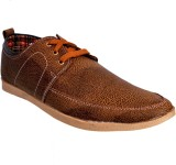Stan Chief Casual Shoes (Brown)