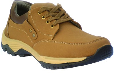 Reveller Brown Outdoor Shoes