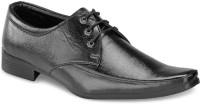 Yepme Fashionable Lace Up Shoes(Black)