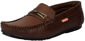 FAUSTO Loafers(Brown)