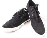 Krish Casuals Shoes (Black)
