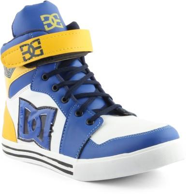 DK Derby Kohinoor Trendy Blue Sneakers(Blue)