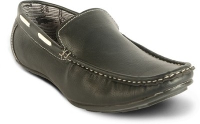 Calaso 201 Black Loafers