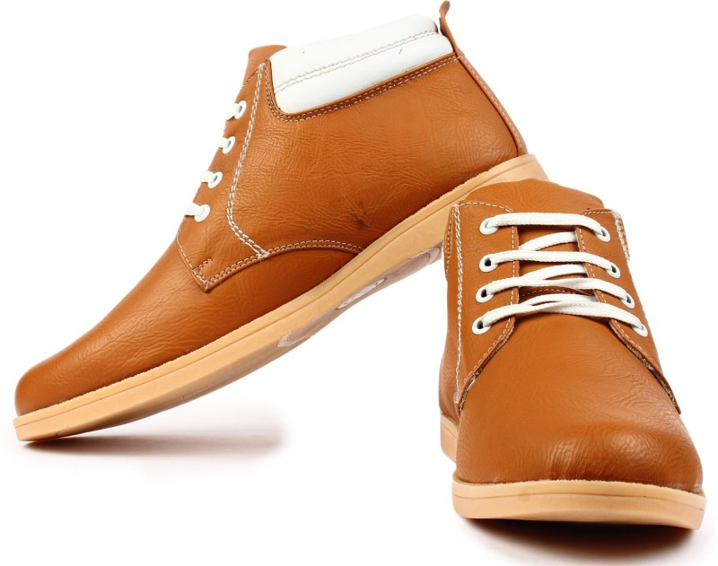 Western Fits TAN 1110 Casual Shoes