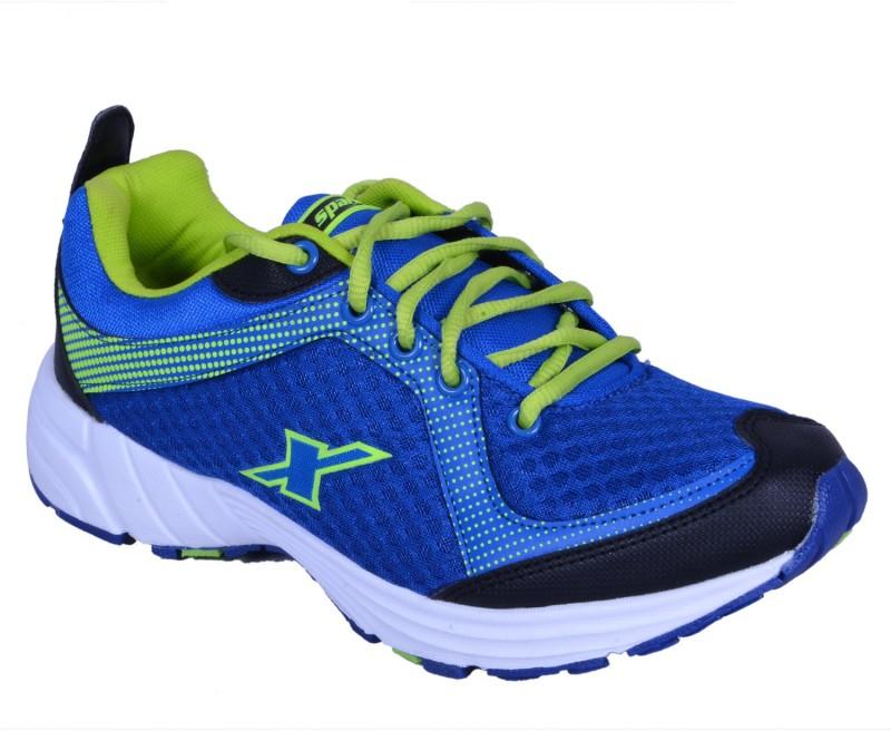 Sparx Running ShoesBlue Green SHOEBMN5UZZ8UEFY