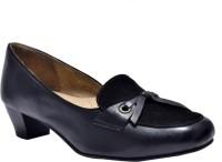 Kuja Paris DS Slip On Shoes(Black)