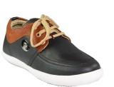 TR Canvas Shoes (Black)