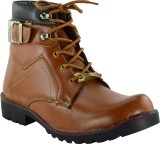 Oxhox Boots (Brown)