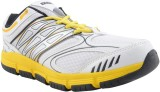 Yepme Walking Shoes (White, Yellow)