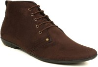Bruno Manetti Bellini Boots(Brown)