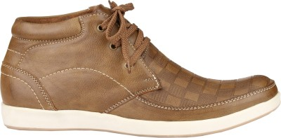 RJ Leather Sneakers