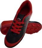 Enco Mercury 1.0 Football Shoes (Black, ...