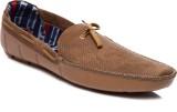 Goalgo Tan Boat shoes (Tan, Beige)