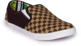 Yuuki Tango Canvas Shoes (Brown)