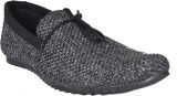 Walk Free Arial Casual Shoes (Black)