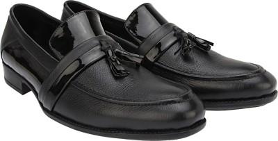 Brigit Wedding Shoes Black Slip On
