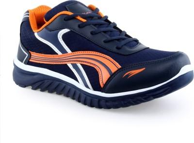 Rockstep Royal Blue Orange Men's Sport Running Shoes