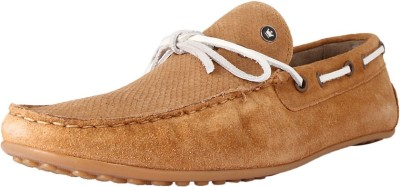 Louis Philippe Boat Shoes